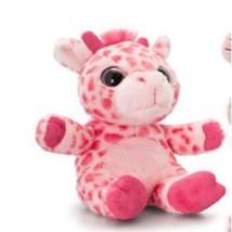 Keel Toys Pink Giraffe Sparkle Eyes - $12.99