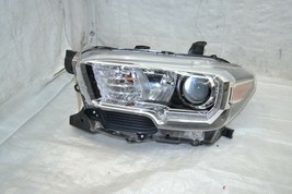 16 17 18 Toyota Tacoma Oem Left Driver Led Headlight Head Lamp Assembly  - $186.60