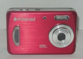 Polaroid A544 5.0MP Digital Camera - Red - $24.55