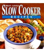 Best-Loved Slow Cooker Recipes Pye, Donna-Marie - $9.26