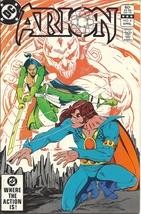 (CB-4) 1983 DC Comic Book: Arion #6 - $2.00