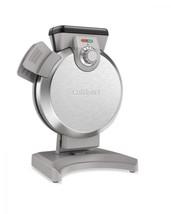 Cuisinart WAF-V100 Vertical Waffle Maker, Silver - ₹4,320.20 INR
