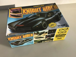 Knight Rider Knight 2000 - Model Car Kit - MPC 1982 for parts - $21.77