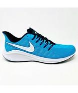 Nike Air Zoom Vomero 14 Blue Lagoon White Black Mens Size 12.5 AH7857 401 - $100.00