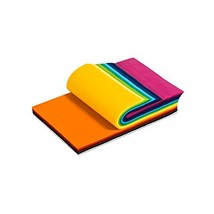 Smart-Fab Fabric Weatherproof Cut Sheet, 9 x 12 Inches, Assorted Color, Pack of  image 1
