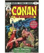 Conan the Barbarian Comic Book #56 Marvel Comics 1975 FINE- - $2.75