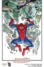 Giuseppe Camuncoli SIGNED Amazing Spiderman Marvel Comic Art Print - $29.69