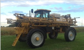 2010 AG-Chem Rogator 1184 Sprayer For Sale in Richmond, Ontario Canada K0A2Z0 image 2