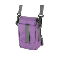 REIKO SMALL CARRYING CAMERA CASE S SIZE INCHES IN PURPLE - $9.46