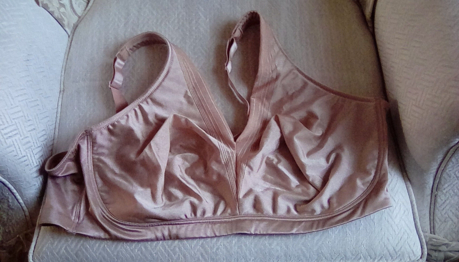 NWOT Wirefree Leisure BRA Comfort Choice 100/% Cotton Size Choice