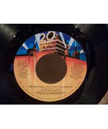 """""""NEVER KNEW LOVE LIKE THIS BEFORE"""" STEPHANIE MILLS 45RPM NEAR MINT RECORD - $3.00"""