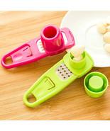 For Kitchen, 1PCS Multifunctional Plastic, Stainless Steel -Garlic Ginge... - $5.99+