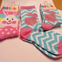 Socks Girls Lot Of Three Two Size 6-8 One Size ... - $12.86