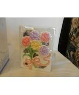 Avon 2006 Happy Birthday President's Club Porcelain Birthday Card Light - $44.55