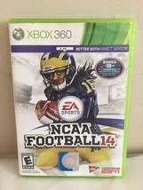 NCAA Football 14 Microsoft XBox 360 college 2013 - $54.99