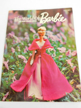 "1964 ""The World of Barbie Magazine Annual Sophisticated Lady - $20.00"