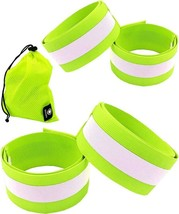 Reflective Bands for Arm, Wrist, Ankle, Leg. Reflector Bands. High Visib... - £15.05 GBP
