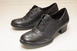 Born US 7 Black Oxford Women's Wingtips - $38.00