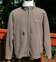 Patagonia Size XL Synchilla Gray Long Sleeve Fleece Pullover Google Jack... - $78.37