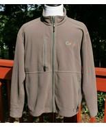 Patagonia Size XL Synchilla Gray Long Sleeve Fleece Pullover Google Jack... - $78.37