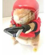 Gemmy Dancing Hamster #99 Race Car Carl Edwards... - $10.99