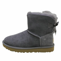 UGG Mini Bailey Bow II Shade Women's Slip On Ankle Boots 1016501 - $124.00