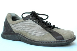 Men's MERRELL Conduit Desert Sage Suede/Mesh Lace Up Casual Oxford Shoes... - $34.99