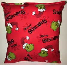 Grinchmas Pillow The Grinch Christmas Pillow Winter Fest Holiday Pillow ... - $9.99