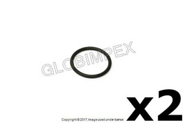 MERCEDES (1970-1975) Rubber Retainer Ring (Set of 2) Cleaner Hold-Down R... - $9.95