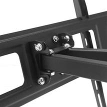 TV Wall Mount Bracket with Full Motion Articulating Dual Arm Swivel Tilt fit 23  image 5