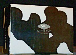 CowParade Santa Cow Westland Giftware # 9208 AA-191922 Vintage Collectible image 8