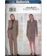 Butterick 5748 Jacket Pants Skirt Vintage Sewing Pattern Sizes 12 to 16  - $12.00