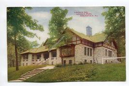 Lincoln Inn Lincoln Park Springfield Illinois - $2.39