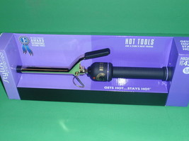 HOT TOOLS 5/8 CURLING IRON - $27.71