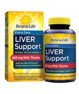 Renew Life Adult Cleanse - Liver Support Extra Care - 90 Vegetable Capsules - $123.45