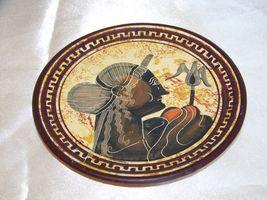 "Decorative Greek Plate 5"" - $12.32"