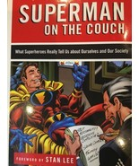 Superman On the Couch - Signed By Danny Fingeroth - $13.99