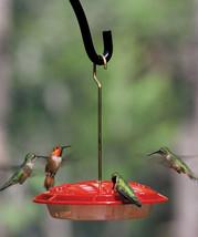Hummzinger Ultra Hummingbird Feeder Insect-Proof Feeder 4 Feeding Ports ... - $29.97