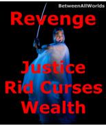 Hex-treme Revenge Justice Protection Rid Curses + Money Betweenallworlds... - $155.32