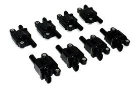 Ignition Coil 8 Piece Set For Chevrolet GM Pontiac LS LSX LS1 LS2 LS3 LS6 LS7 image 2