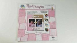 Provo Craft Color Wheel Paper Collection Scrap Pad - Hydrangea (12x12) - $4.95