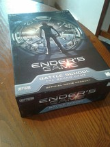 CRYPTOZOIC ENDERS GAME BATTLE SCHOOL THE BOARD GAME used - $28.04