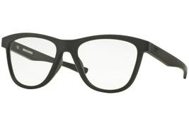 Oakley Occhiali da Vista a Terra Nero Satinato W/Clear Demo Lenti OX8070... - $137.44
