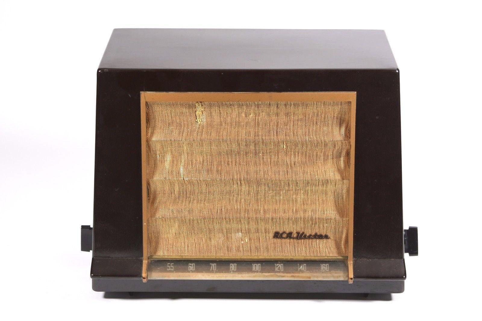 RCA Victor Tube Radio Model 1-X-591 and 48 similar items