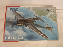 1/72 Special Hobby P 40N Warhawk # 72374 Color Instructions Decals 4/4 V... - $27.49