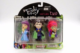 TENCHI MUYO Series Two Set of 3 Anime Figurines Vintage 2000 - $19.99
