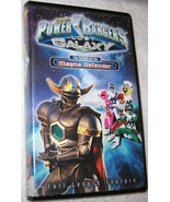 Power Rangers Lost Galaxy The Return of  Magna Defender VHS 1999 Free Sh... - $9.09