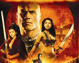 The Scorpion King 2: Rise of a Warrior DVD, 2008 Full Frame FREE SHIP U.S.A.