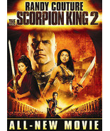 The Scorpion King 2: Rise of a Warrior DVD, 2008 Full Frame FREE SHIP U.... - $7.68