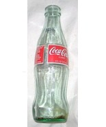 COCA COLA CLASSIC 8oz 237 mL OPENED 2003 BOTTLE RECYCLING 20 FREE SHIP USA - $7.34